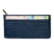 Bella Caroline Navy Blue Carry-All Wallet*