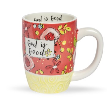 God Is Good Simple Inspirations Gift Mug