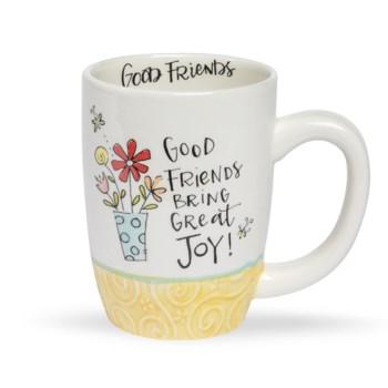 Good Friends Simple Inspirations Mug