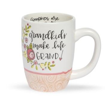 Grandkids Make Life Grand Simple Inspirations Mug
