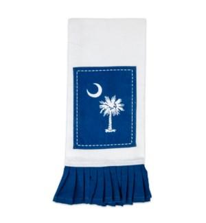 Palmetto Moon Tea Towel