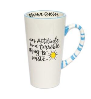 Attitude Simply Sassy Latte Mug*