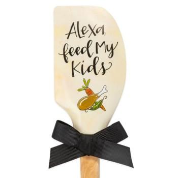 Alexa, Feed My Kids Simply Sassy Spatula