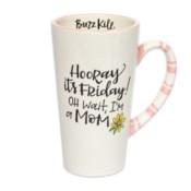 I'm A Mom Simply Sassy Latte Mug*