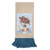 Sea Turtle Coastal Tea Towel*