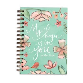 My Hope Is In You Wiro Journal