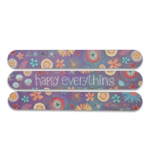 Happy Everything Emery Boards Set