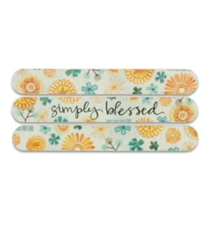 Simply Blessed Emery Boards
