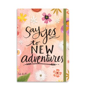 Say Yes Tiny Journal