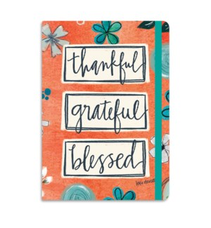 Thankful Grateful Tiny Jrnl