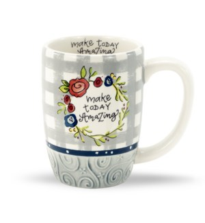 Make Today Amazing Si Gft Mug