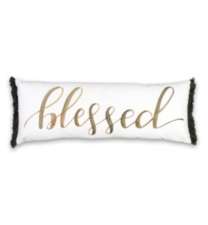 Blessed Pillow 30x11