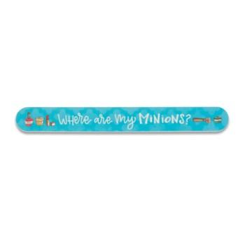Minions Large Emery Board