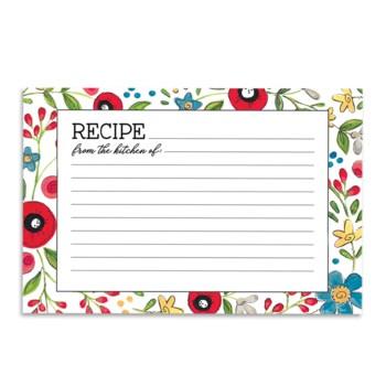 Happy Kitchen Recipe Cards