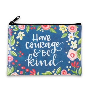 Have Courage Coin Purse ETA 7/25
