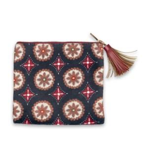Bella Caroline Boho Pinwheel Fashion Bag