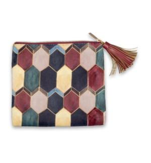 Bella Jewel Tone Fashion Bag