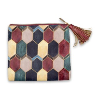 Bella Jewel Tone Fashion Bag*