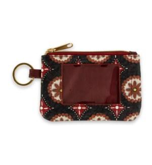 Boho Pinwheel Bella ID Wallet
