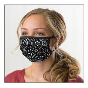 Geometric BOHO Protective Cover Face Mask