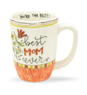 Best Mom Ever Gift Mug