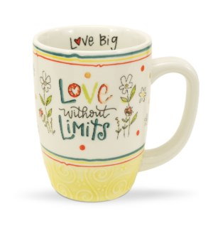 Love Without Limits Gift Mug