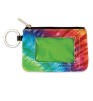 Have Courage Be Kind ID Wallet Keychain