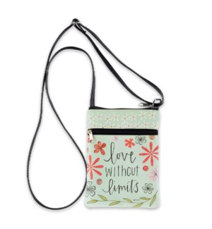 Love Without Limits Large Crossbody Bag