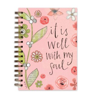 It Is Well With My Soul Wiro Journal