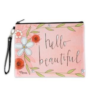 Hello Beautiful Make-Up Bag