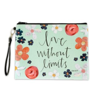 Love Without Limits Make-Up Bag