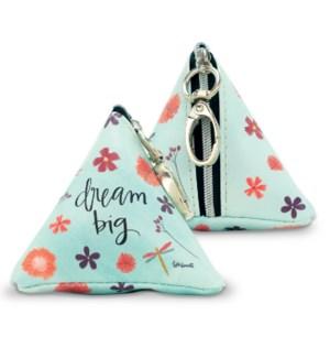 Dream Big Tiny Triangle Bag