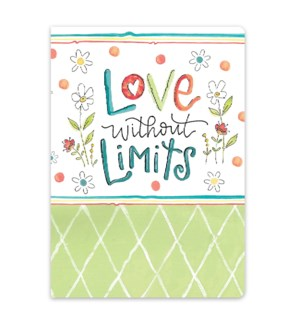 Love Without Limits Softcover Journal