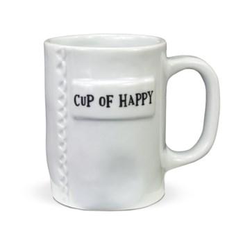 Cup Of Happy Artisan Home Mug