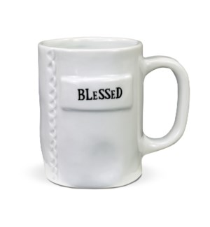 Blessed Artisan Home Mug