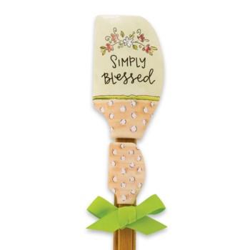 Simply Blessed Kitchen Buddies Spatula Set