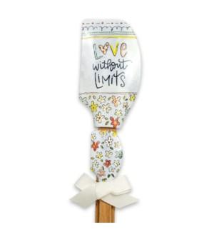 Love Without Limits Kitchen Buddies Spatula Set