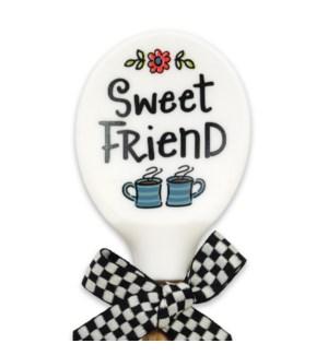 Sweet Friend Silicone Spoon ETA: 6/20