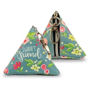 Sweet Friend Tiny Triangle Bag