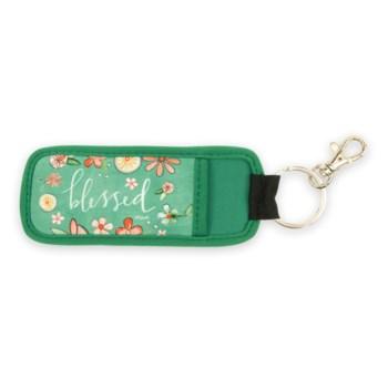 Blessed Pocket Keychain