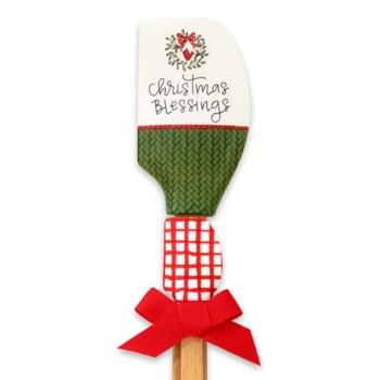 Christmas Blessings Kitchen Buddies Spatula Set