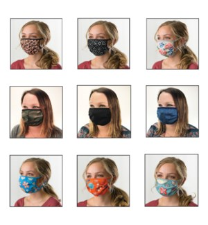 Protective Cover Mask Assortment