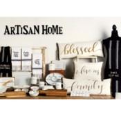 Artisan Home Make a Statement Display