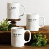 Artisan Home Mug Collection