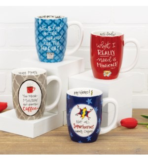 Simply Sassy Mug Collection