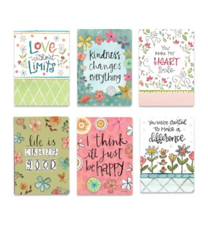 Simple Inspirations Soft Cover Journals Collection