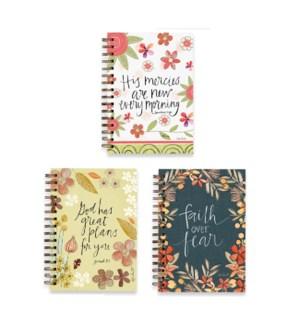 Simple Inspirations Wiro Scripture Journals