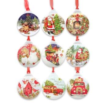 Susan Winget Christmas Ornaments ETA 6/1