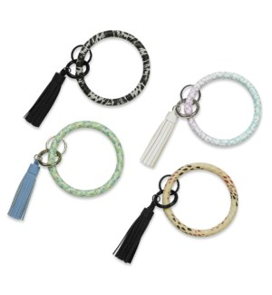 Simple Inspiration Bangle Keychain Collection
