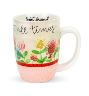 A Friend Loves Gift Mug ETA: 7/12